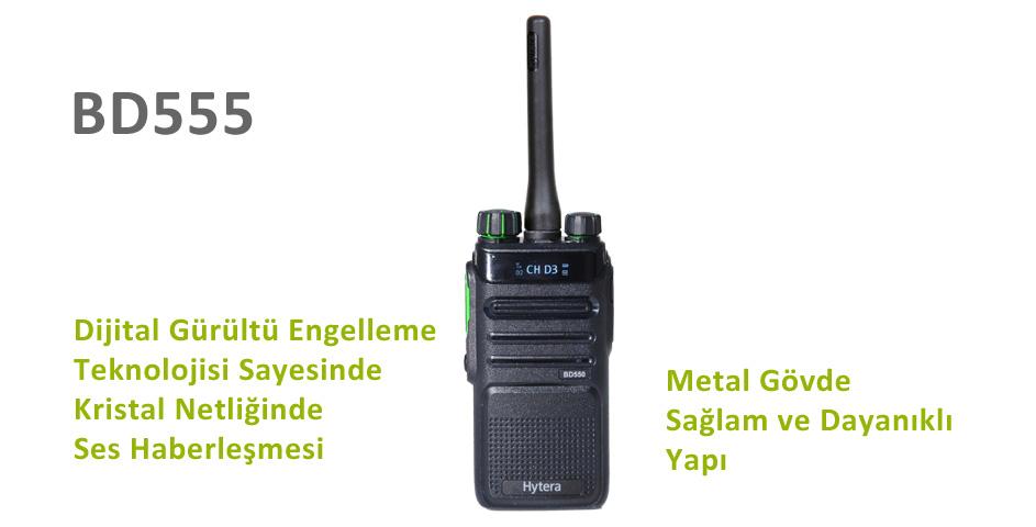 Hytera BD 555