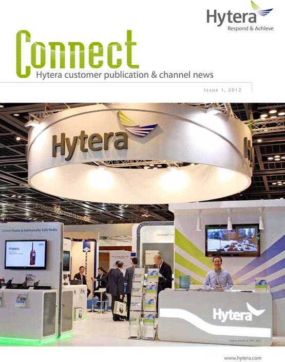 Hytera Telsiz Teknoloji Dergisi