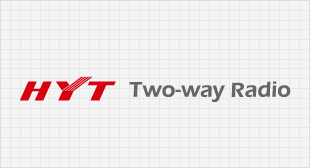 HYT Logo Two Way Radio